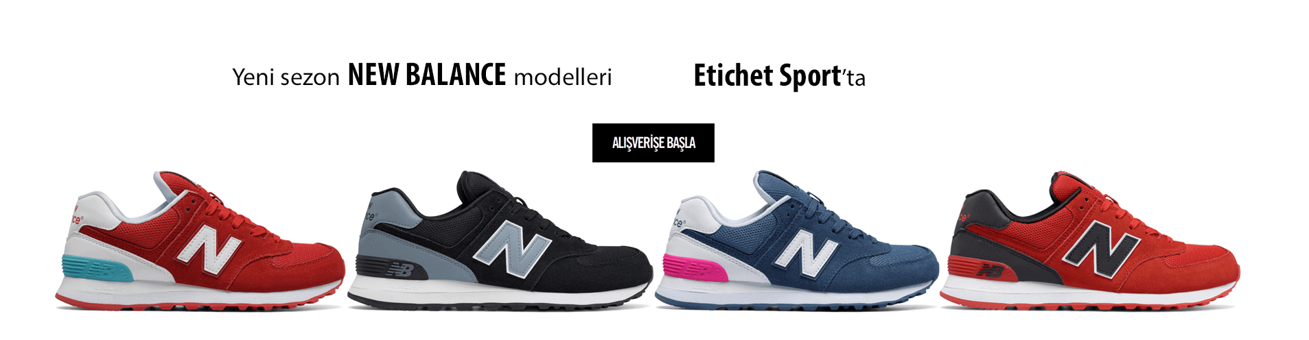 New Balance yeni sezon